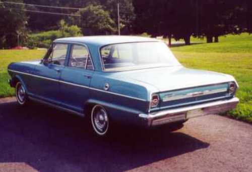 1964 Chevrolet Nova Chevy II For Sale