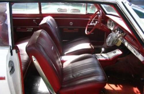 Chevy Ss Interior >> NovaResource - 1965 Nova Gallery