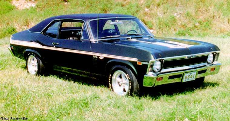 NovaResource  Chevrolet Nova History