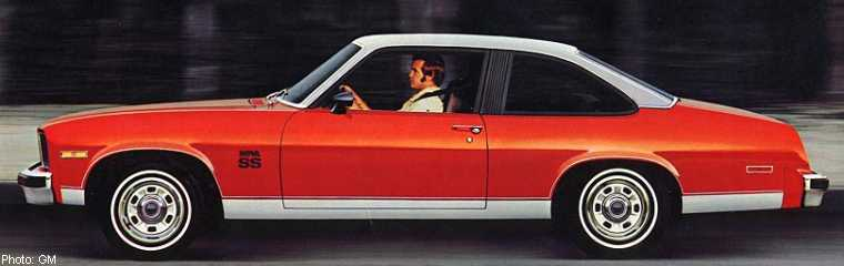 a history of the chevrolet automobile nova and chevy ii
