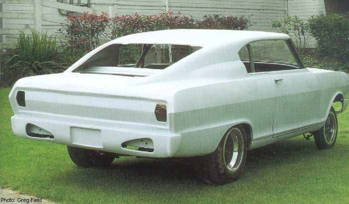 NovaResource - Chevrolet Nova History