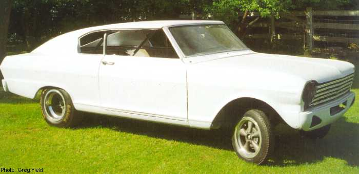 Vintage Race Cars For Sale >> NovaResource - Chevrolet Nova History