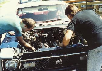 Installing the headers
