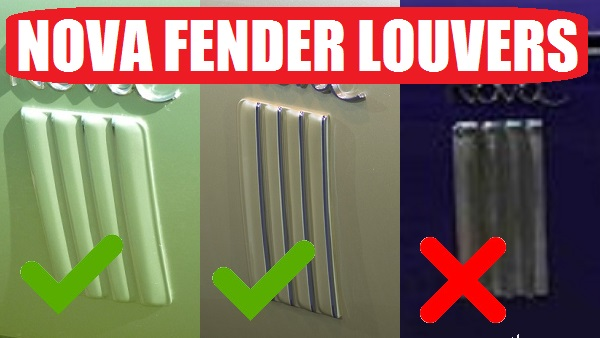 NovaResource VLOG 04: Nova Fender Louvers